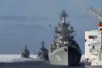 Походы российских кораблей в Арктику в 2014 году