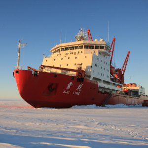 Китай и Арктика